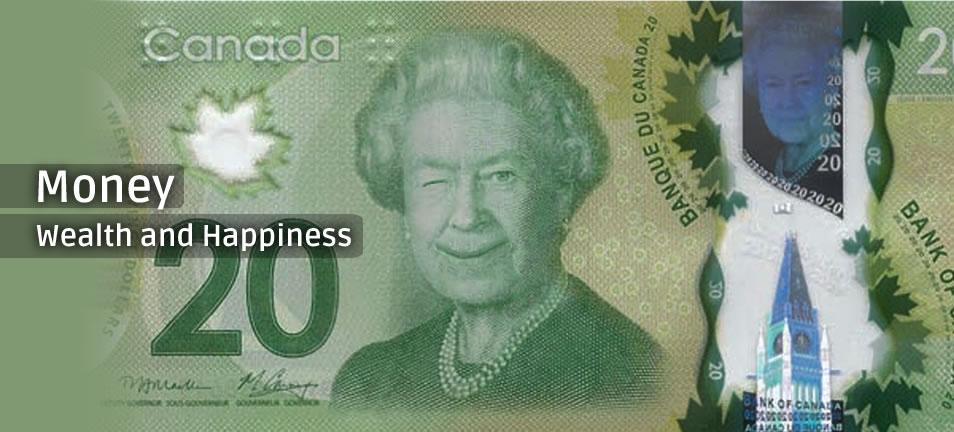 Money Wealth Happiness